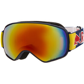Red Bull SPECT Alley Oop Goggles, dark blue/red snow